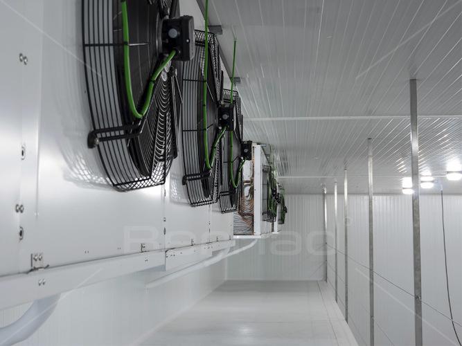 camaras frigoríficas para industria alimentaria