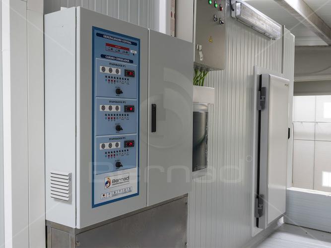 Instalación de cámaras frigoríficas para empresas