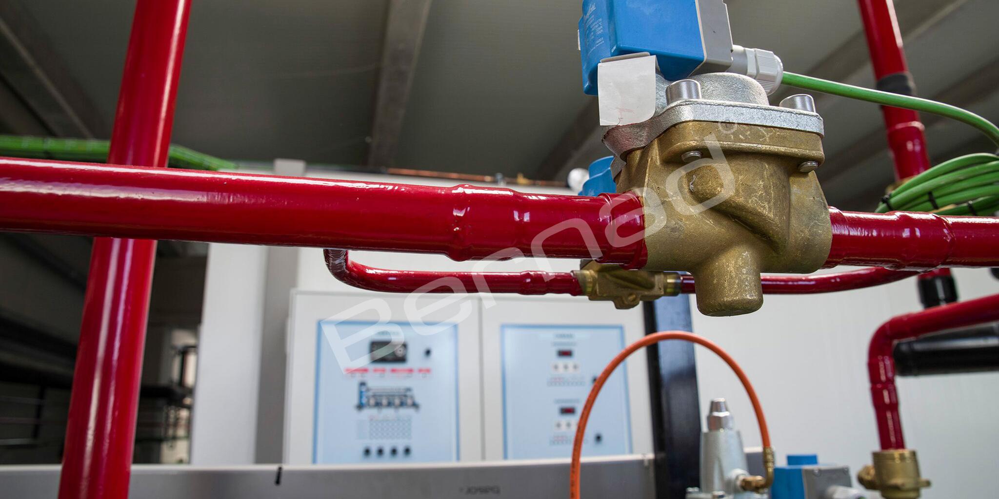 instalación y mantenimiento de cámaras de congelación