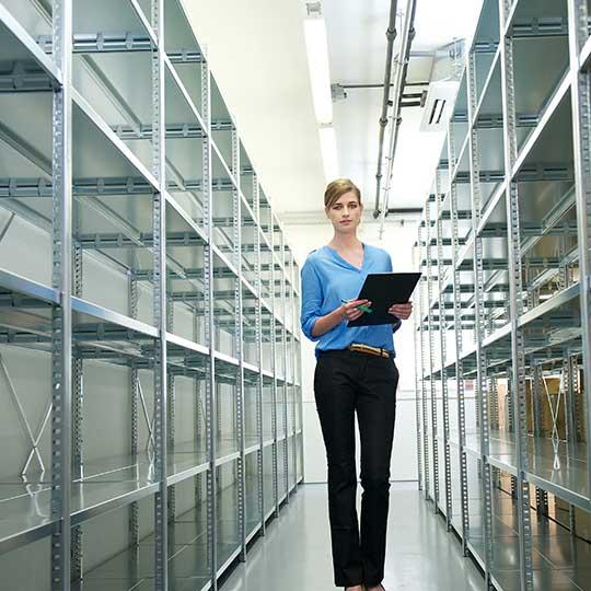 soluciones de almacenaje para industria alimentaria