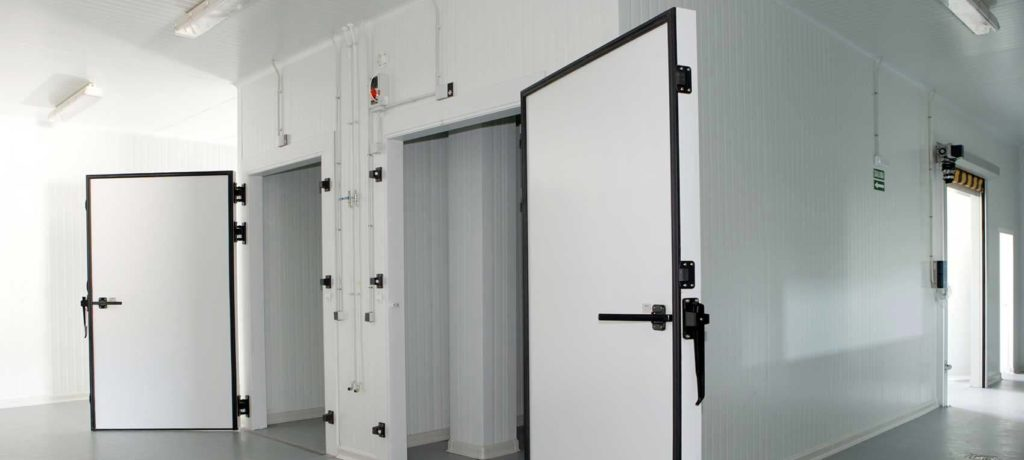 Distintos tipos de alarmas para camaras frigorificas de industria