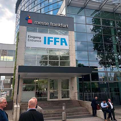 IFFA 2019, Bernad en la feria internacional de la industria cárnica