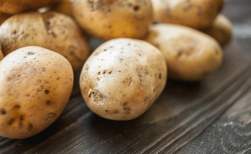 situación del cultivo de patatas nacional