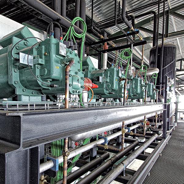 La función del compresor en la refrigeración con Bernad