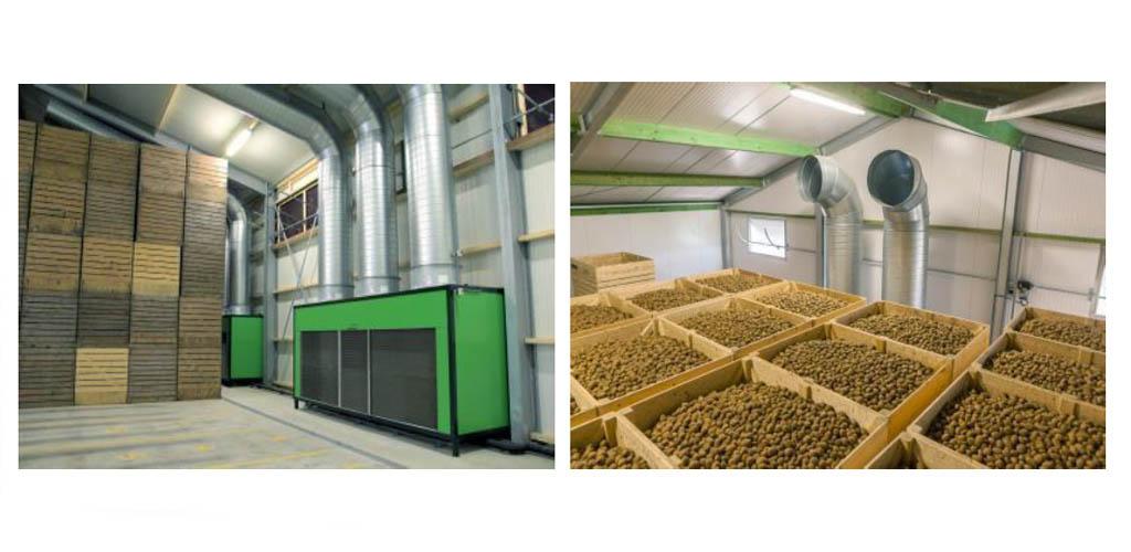 sistemas de refrigeración y ventilación Tolsma