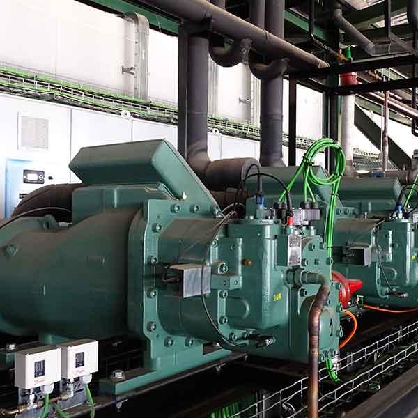 ¿Cómo funciona el ciclo de refrigeración industrial?
