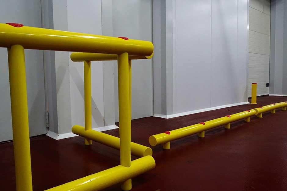 proyecto de equipamiento para la industria de conservería Polgri