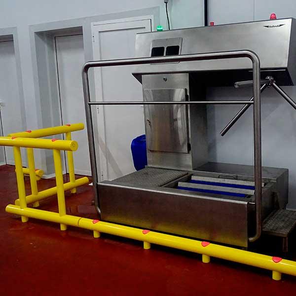 El proyecto de equipamiento para la industria de conservería Polgri, dentro de la reciente remodelación que ha acometido | Blog Bernad