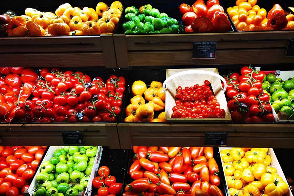 conservación de frutas y hortalizas