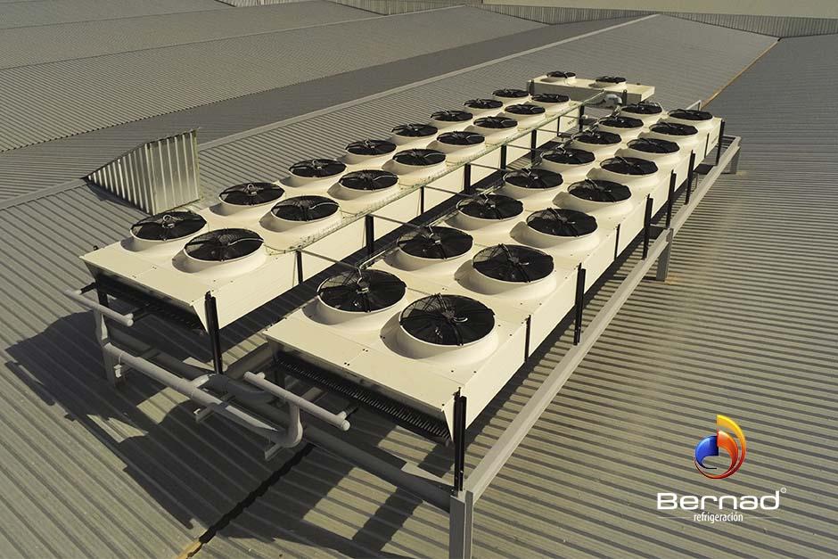 Refrigeración con NH3: una de las opciones más eficientes para las industrias