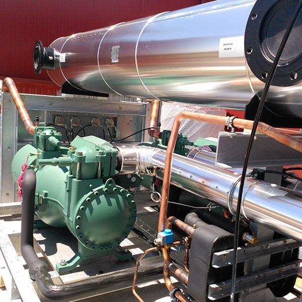 Apostamos por una Refrigeración comercial e industrial más eficiente