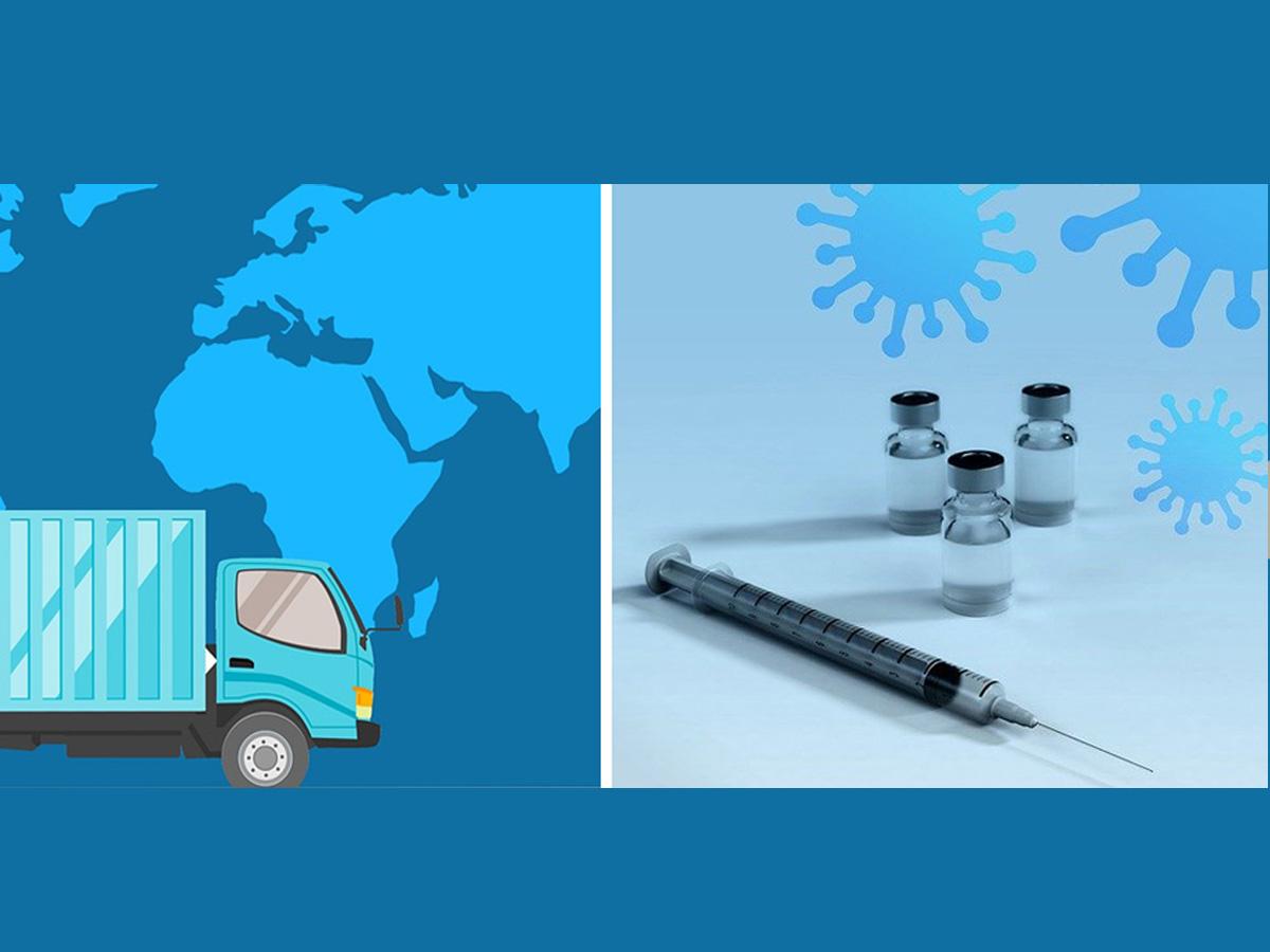 El papel en la logistica de la vacuna del Covid del sector del frío